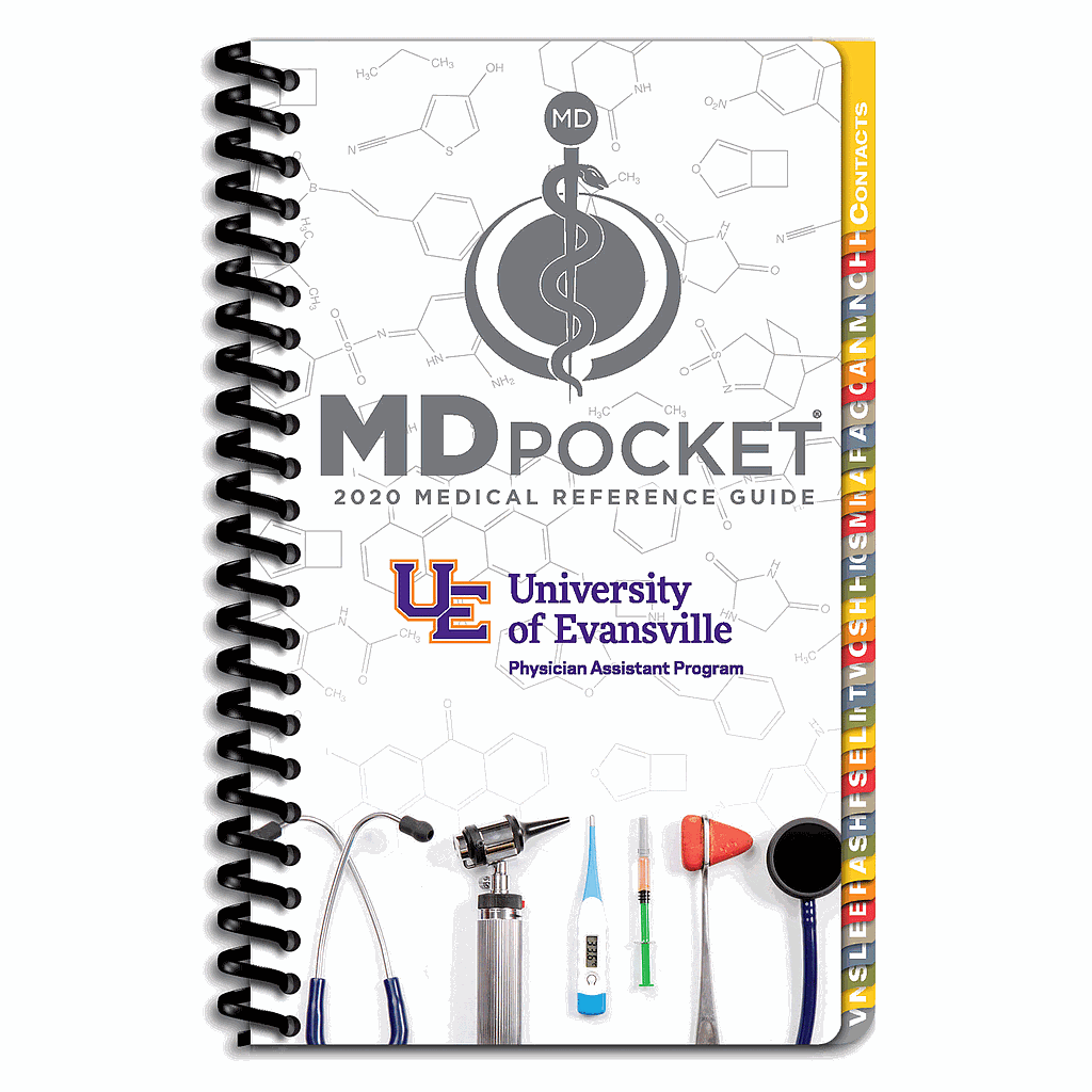 MDpocket University of Evansville Physician Assistant