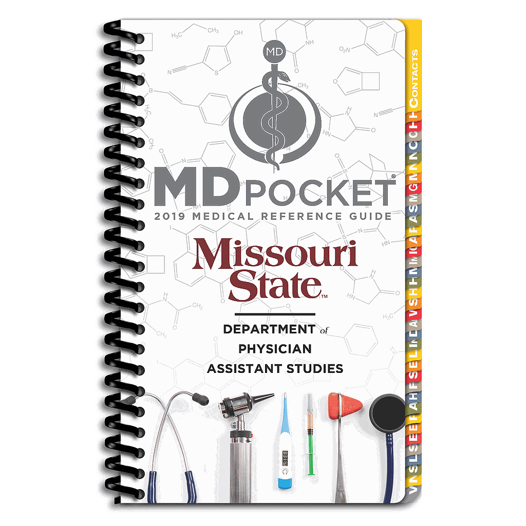 MDpocket Missouri State Physician Assistant Edition