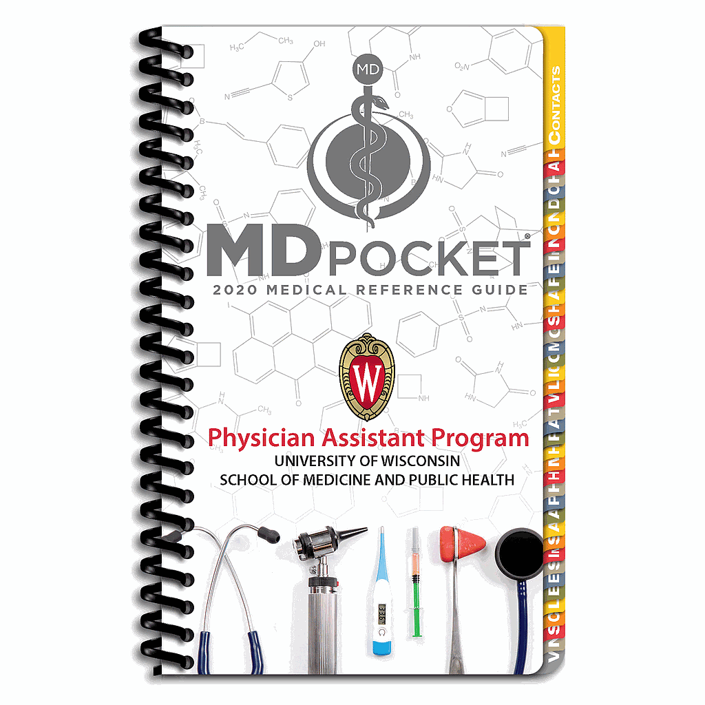 MDpocket University of Wisconsin Physician Assistant
