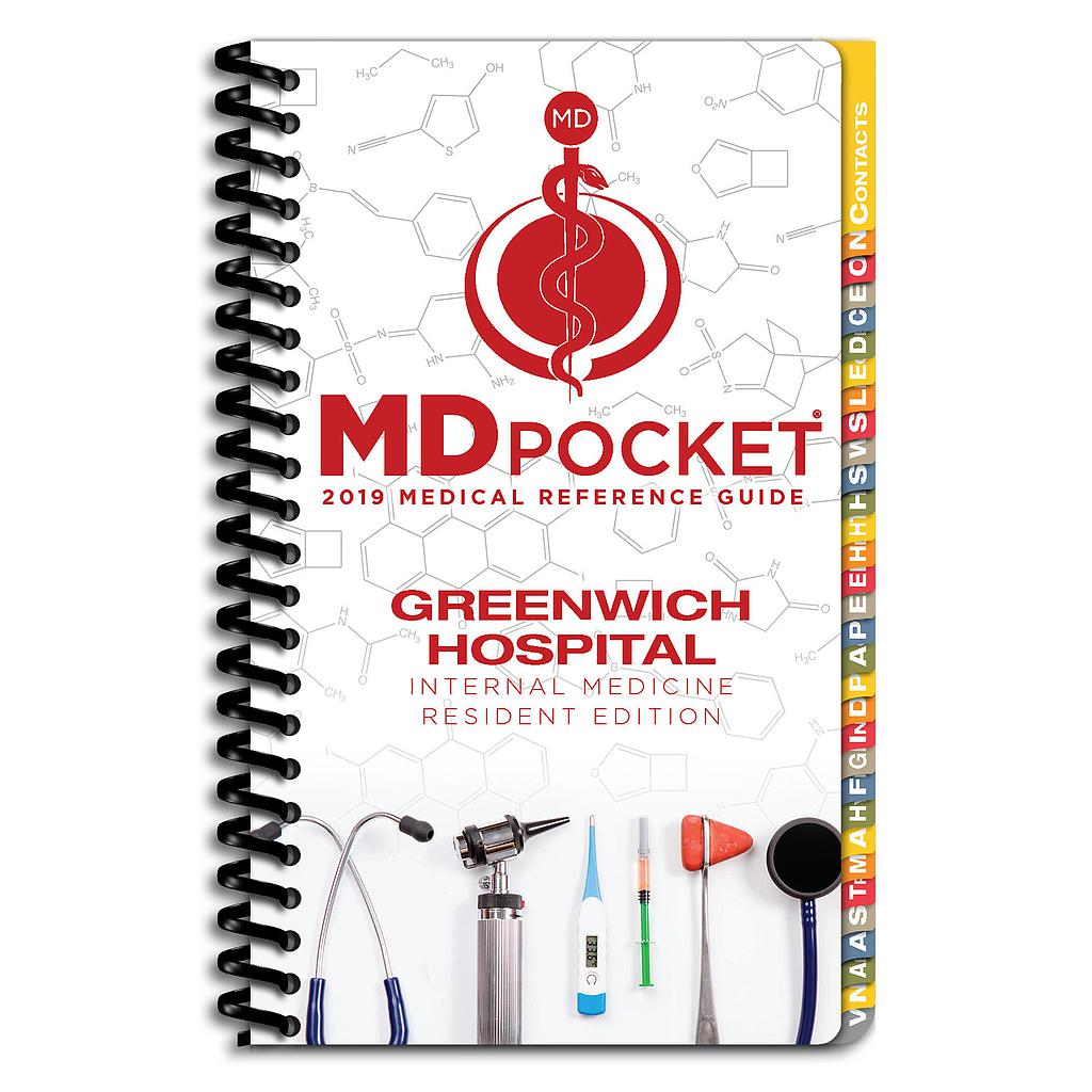 MDpocket Greenwich Hospital - IM Resident Edition