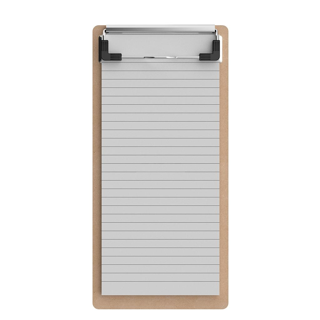 Fiberboard Server Sized Clipboard