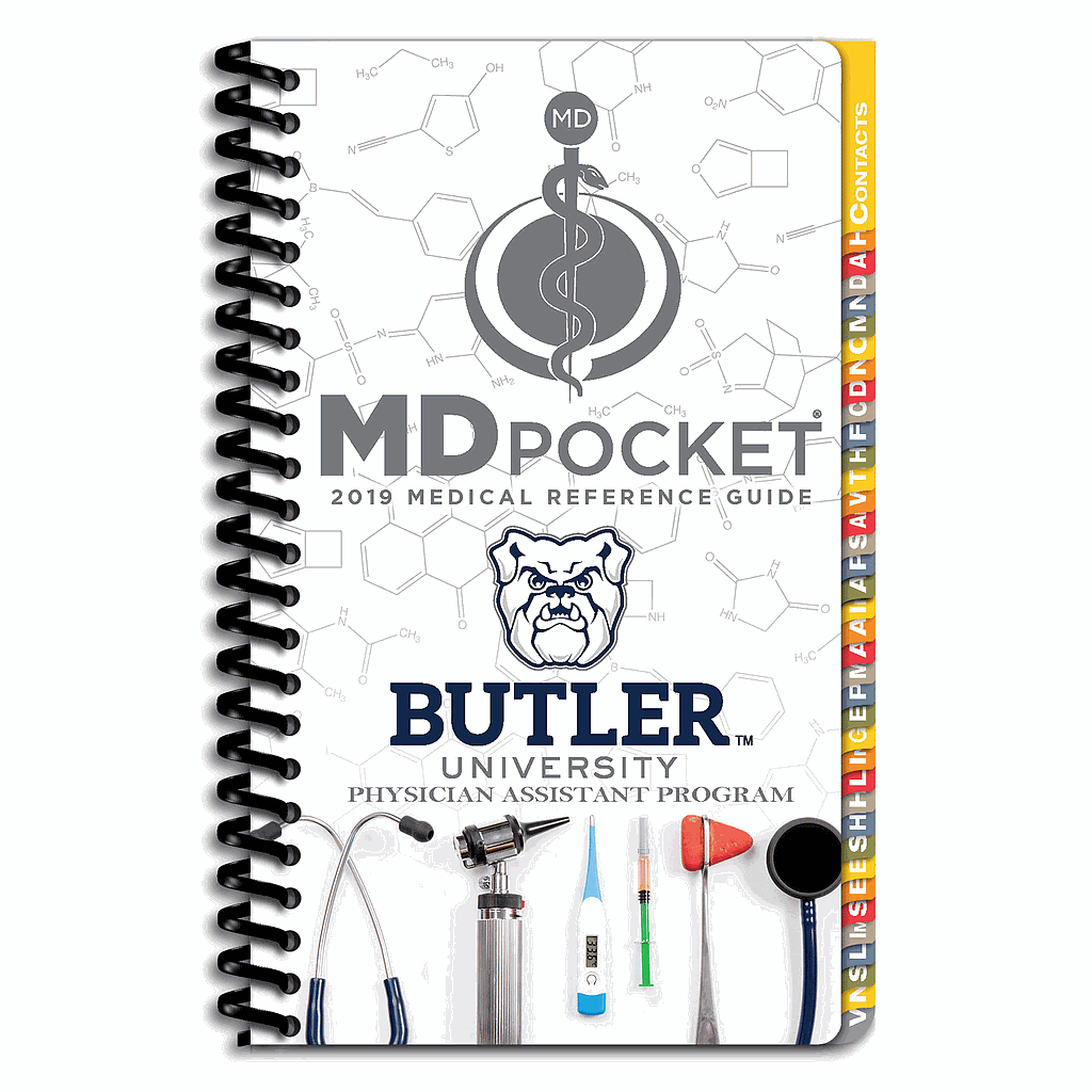 MDpocket Butler University Physician Assistant