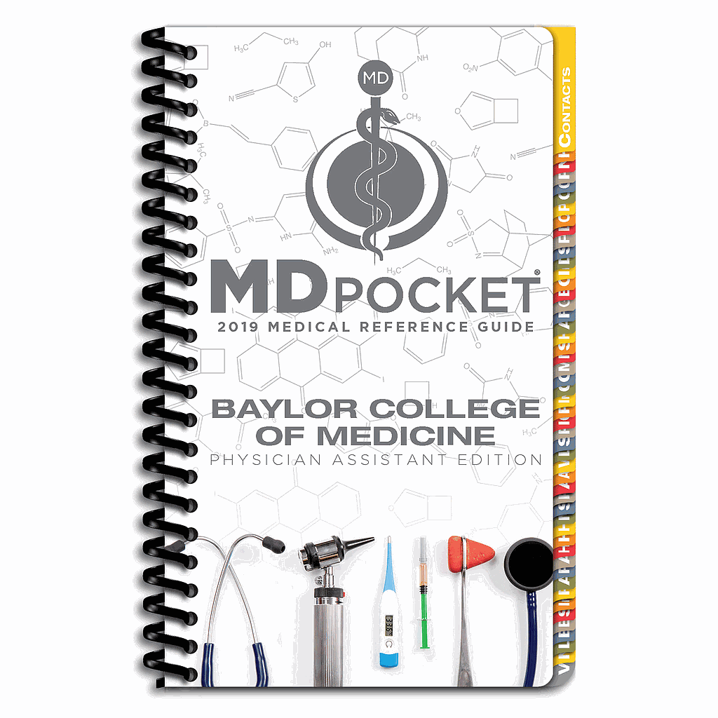 MDpocket Baylor Physician Assistant
